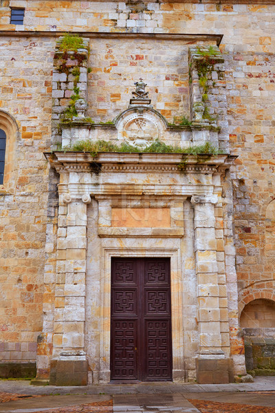 ancient church in spain Stock photo © lunamarina