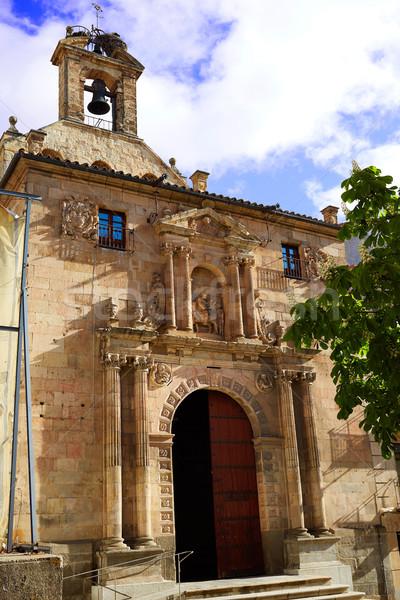 Salamanca iglesia San Martin church in Spain Stock photo © lunamarina
