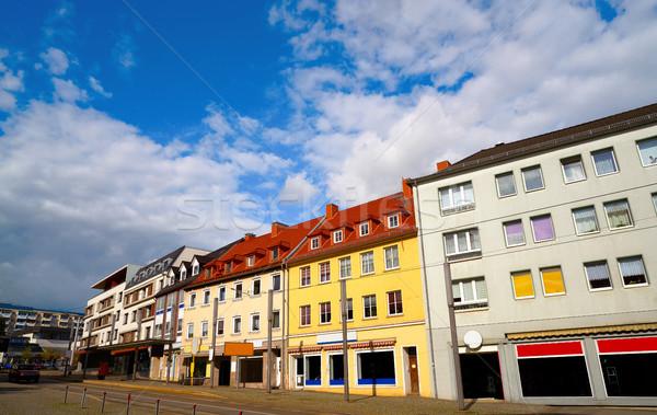 Allemagne ville printemps montagne été Voyage Photo stock © lunamarina