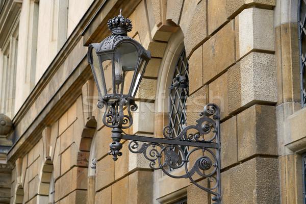 Dresde Allemagne ville rue été Voyage Photo stock © lunamarina