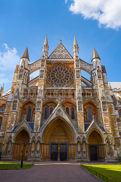 London Westminster apátság templom Anglia épület Stock fotó © lunamarina