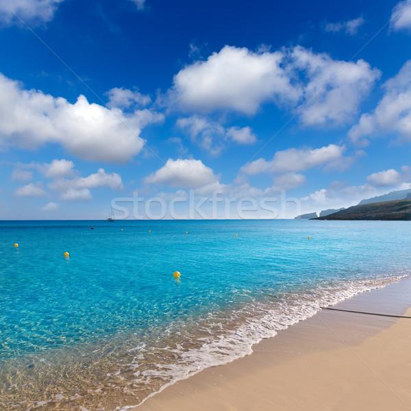 Foto stock: Praia · mallorca · Espanha · natureza · paisagem