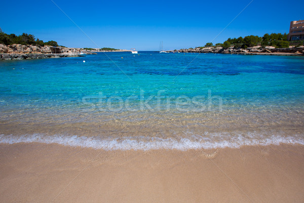 Ibiza Port des Torrent near San Antonio beach Stock photo © lunamarina
