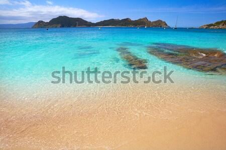 Tenerife water natuur landschap zee Stockfoto © lunamarina