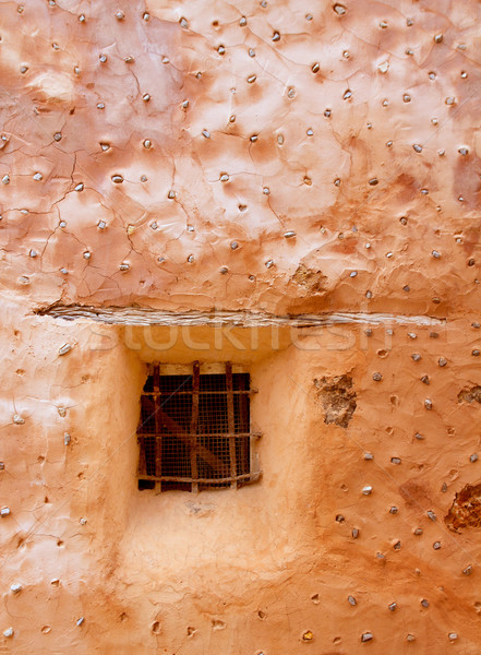 традиционный древесины Windows жалюзи дома стены Сток-фото © lunamarina