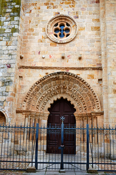 Zamora Santa Maria Magdalena church Spain Stock photo © lunamarina