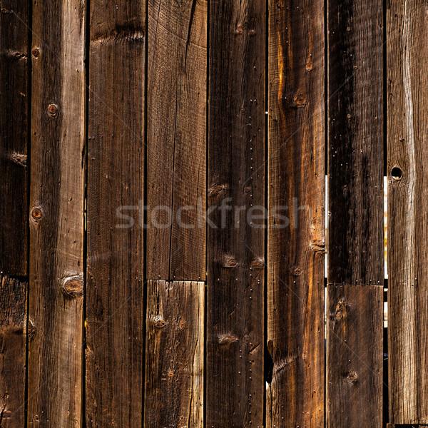 California old far west wooden textures Stock photo © lunamarina