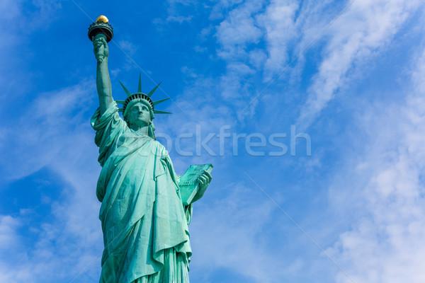 像 自由 ニューヨーク アメリカン シンボル 米国 ストックフォト © lunamarina