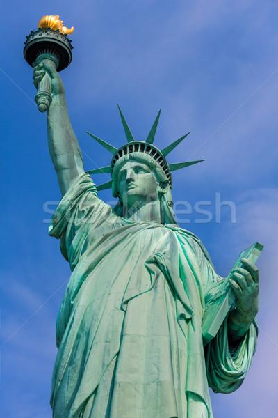 Hörcsög szobor New York amerikai szimbólum USA Stock fotó © lunamarina