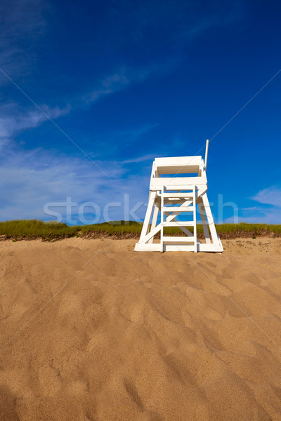 Cape cod playa Massachusetts EUA agua Foto stock © lunamarina