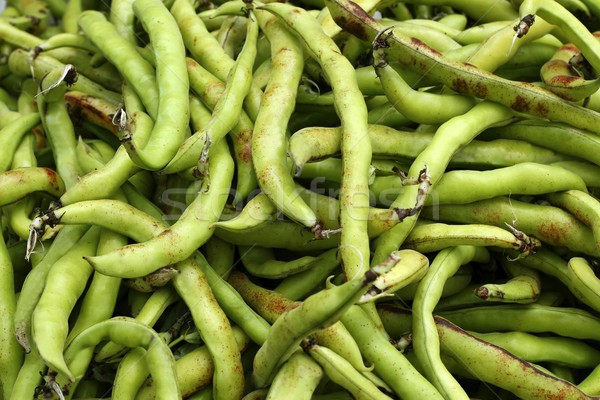 lima beans vegetables food texture Stock photo © lunamarina