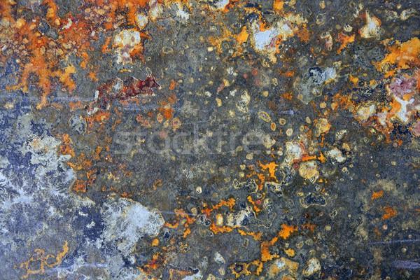 Slate stone background natural texture Stock photo © lunamarina