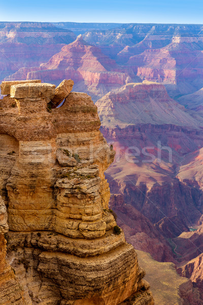 Arizona grand Canyon park moeder punt USA Stockfoto © lunamarina