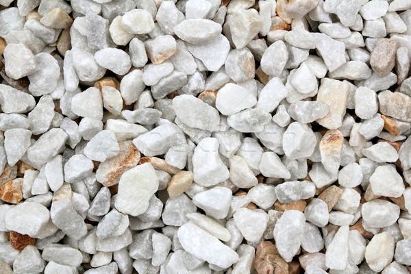 Dekoratif beyaz mermer taş model inşaat Stok fotoğraf © lunamarina