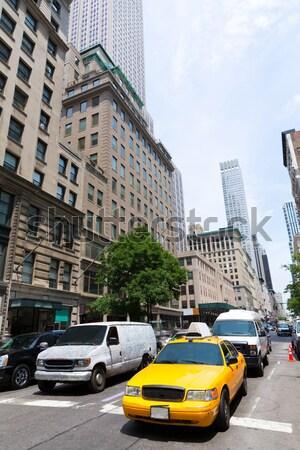 New York city Manhattan Fifth Avenue 5th Av US Stock photo © lunamarina