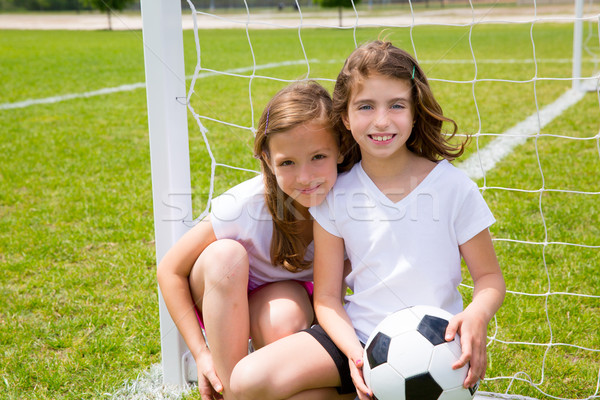 photo of girls playing soccer № 17673