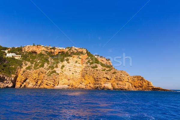 La mediterraneo Spagna natura panorama mare Foto d'archivio © lunamarina