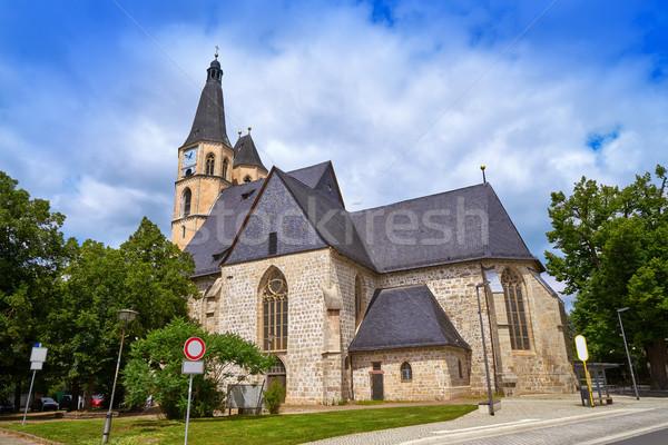 Nordhausen St Blasii church Thuringia Germany Stock photo © lunamarina