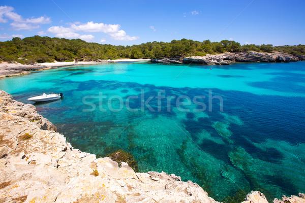 Zdjęcia stock: Morze · Śródziemne · turkus · niebo · wody · słońce · morza