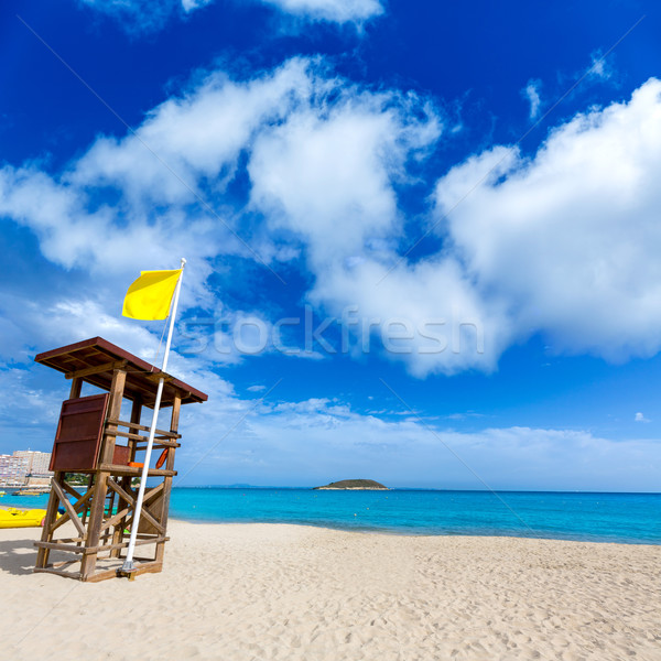 Majorca strand eilanden Spanje water natuur Stockfoto © lunamarina