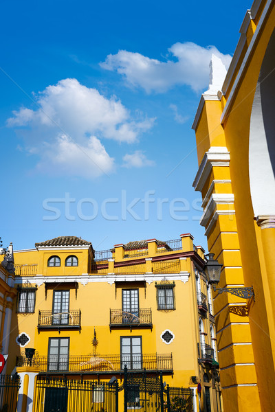 La rua cidade parede viajar arquitetura Foto stock © lunamarina