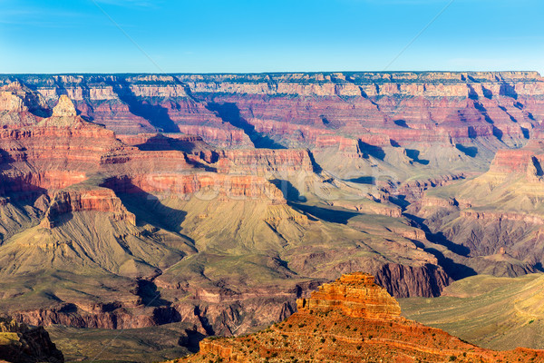 Arizona Grand Canyon parque mãe ponto EUA Foto stock © lunamarina