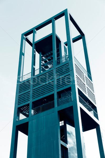netherlands carillon in Arlington Virginia Stock photo © lunamarina
