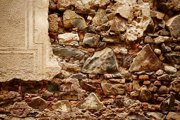 モニュメンタル 市 テクスチャ スペイン 建物 建設 ストックフォト © lunamarina