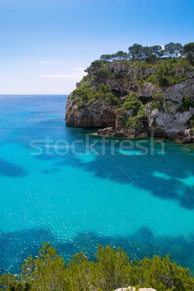 Turkoois middellandse zee zee water zon natuur Stockfoto © lunamarina