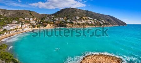 Praia mallorca Espanha natureza paisagem Foto stock © lunamarina