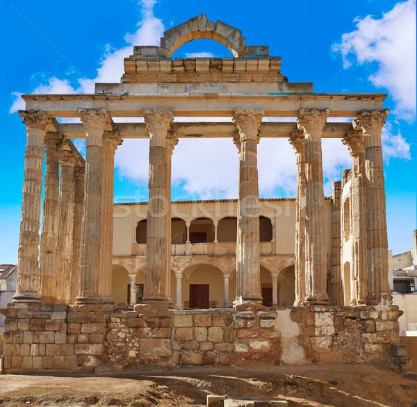 Photo stock: Temple · Espagne · bâtiment · ville · Voyage · architecture