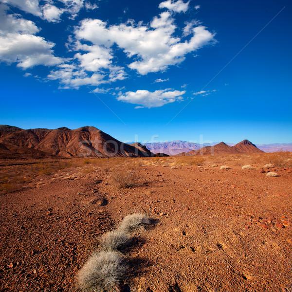 ölüm vadi park Kaliforniya Stok fotoğraf © lunamarina