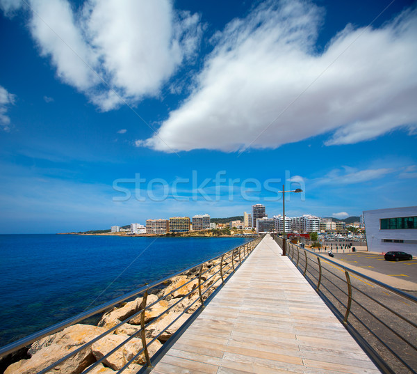 Ibiza San Antonio Abad Sant Antoni de Portmany Stock photo © lunamarina