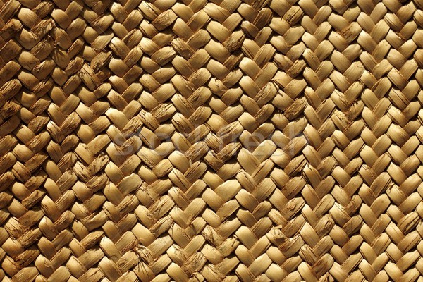 handcraft weave texture natural vegetal fiber Stock photo © lunamarina