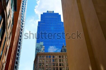 ヒューストン タウン 市 都市 建物 超高層ビル ストックフォト © lunamarina
