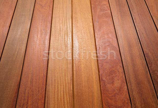 木材 デッキ パターン 熱帯 木の質感 テクスチャ ストックフォト © lunamarina
