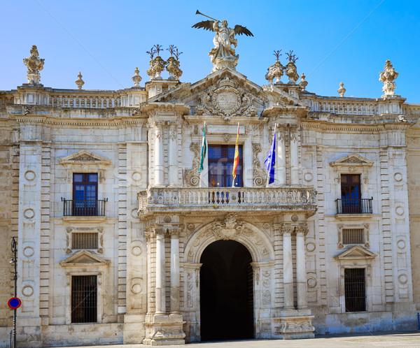 Universidad de Sevilla university of Seville Stock photo © lunamarina