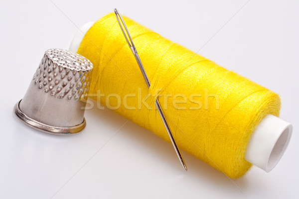 spool of thread for sewing Stock photo © Lupen