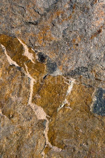 錆 岩 グレー フォーム 抽象的な パターン ストックフォト © LynneAlbright