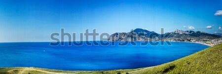 Beautiful gulf near Koktebel. Crimea. Stock photo © lypnyk2