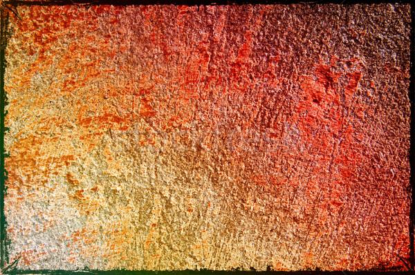 Grunge wonderful surface texture. Stock photo © lypnyk2