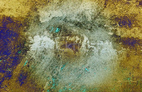 удивительный стены замечательный старые аннотация текстуры Сток-фото © lypnyk2