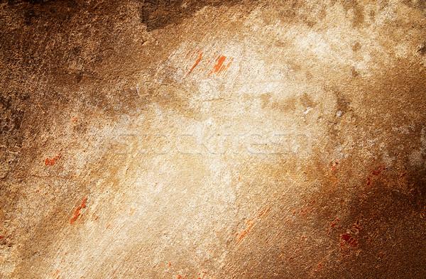 Гранж красочный старые стены изображение штукатурка Сток-фото © lypnyk2