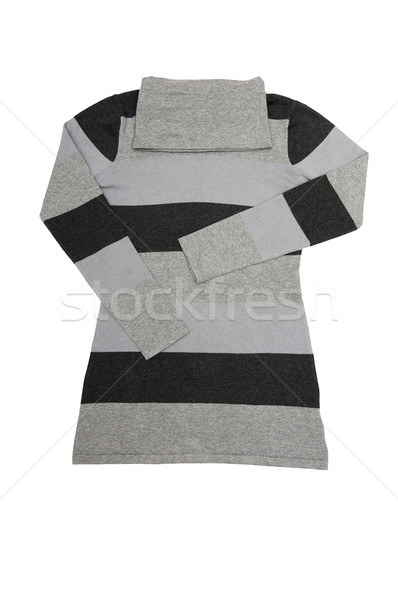 Classy,stylish tunic on a white. Stock photo © lypnyk2