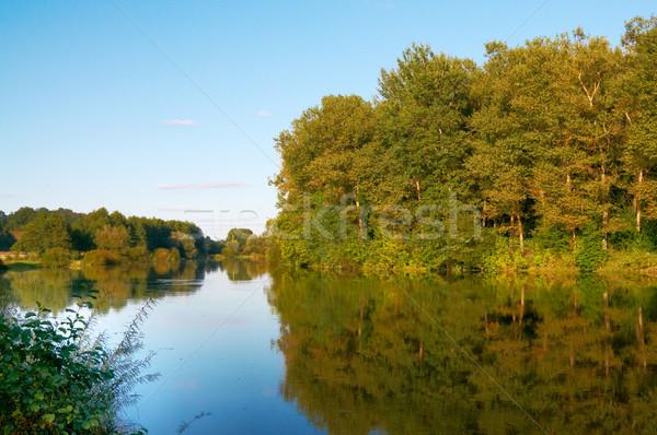 Autumn came. Stock photo © lypnyk2