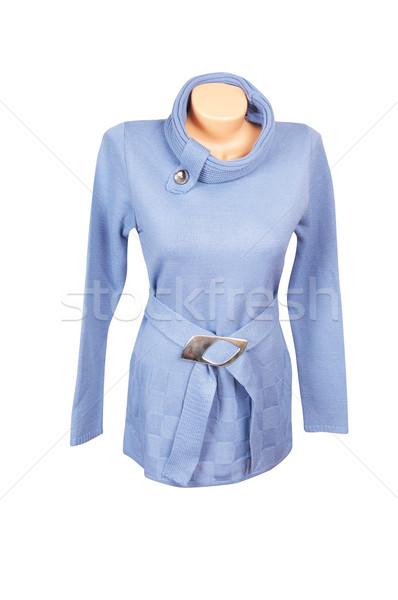 Stylish tunic on a white. Stock photo © lypnyk2