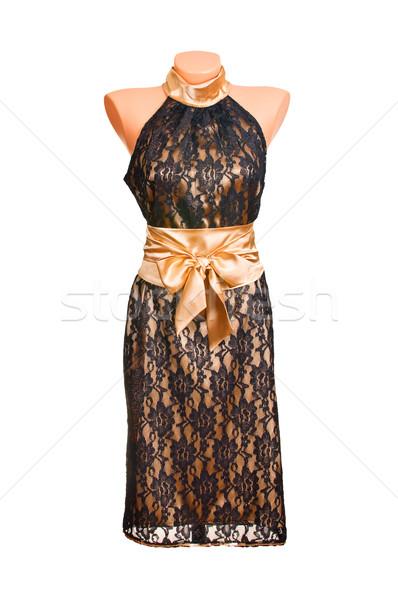 シック 高級 ドレス スタイリッシュ ストックフォト © lypnyk2