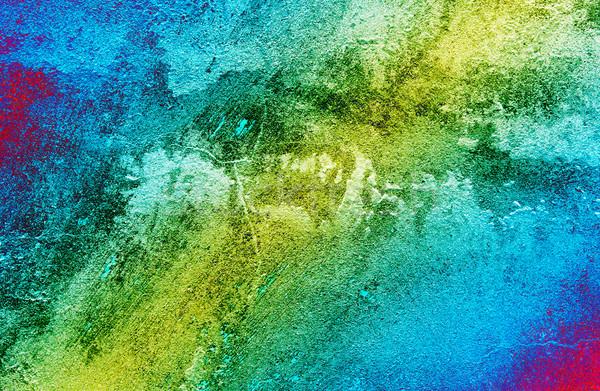 Stuc mur texture grunge parfait Photo stock © lypnyk2