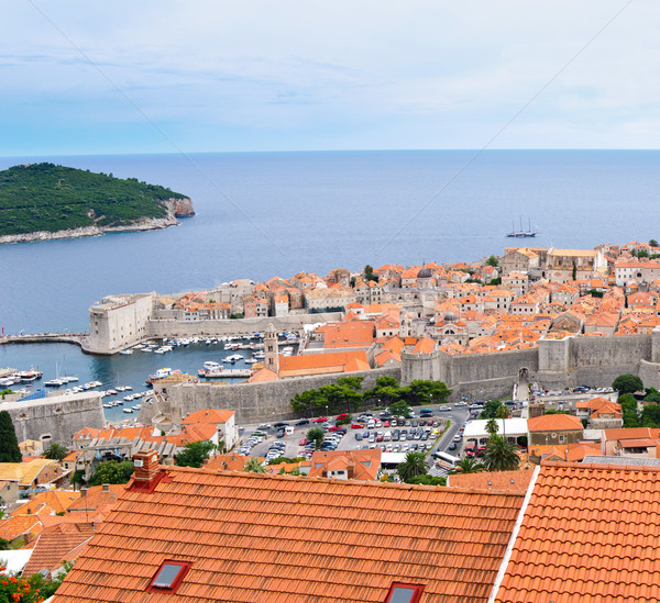 Dalmatian Coast Stock photo © macsim