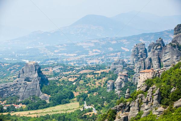 Meteora Stock photo © macsim
